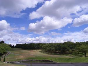 8月14日ゴルフ