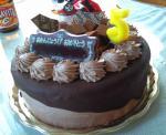 フィレンツェバースデーケーキチョコレート