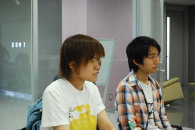 SPT参加学生1