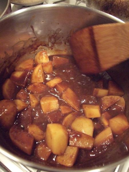 枝豆カレー2