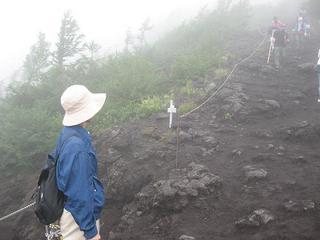 富士山の旅