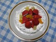 クリスマスケーキ08②