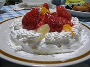 クリスマスケーキ08③