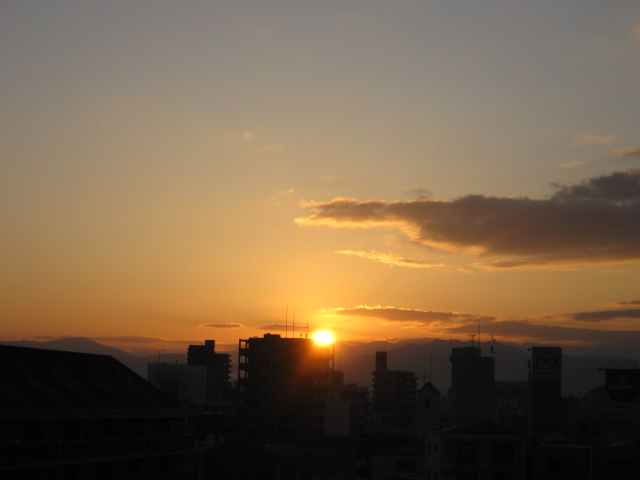 Jan,16,09 sunrise