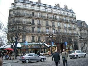 パリの街角8
