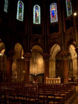 サンジェルマンデプレ教会3