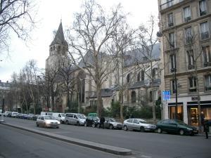 サンジェルマンデプレ教会2