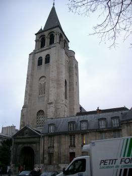 サンジェルマンデプレ教会1