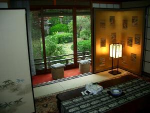 菊水楼私の部屋和室