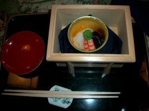 菊水楼料理1