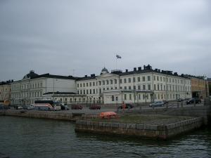 ヘルシンキ港3