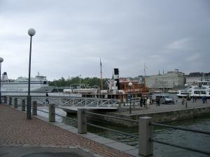 ヘルシンキ港2