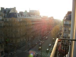 パリ街中1