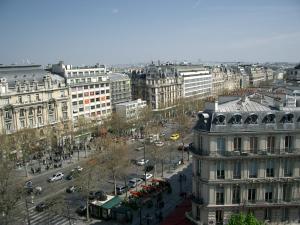 パリ街中2