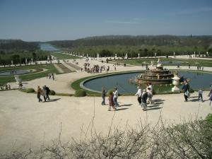 ヴケルサイユ宮殿4