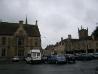 SOTW教会と広場