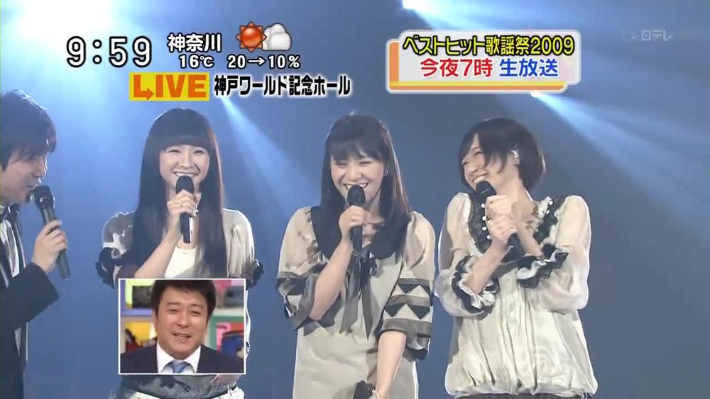 ベストヒット歌謡祭 2009 テレビ