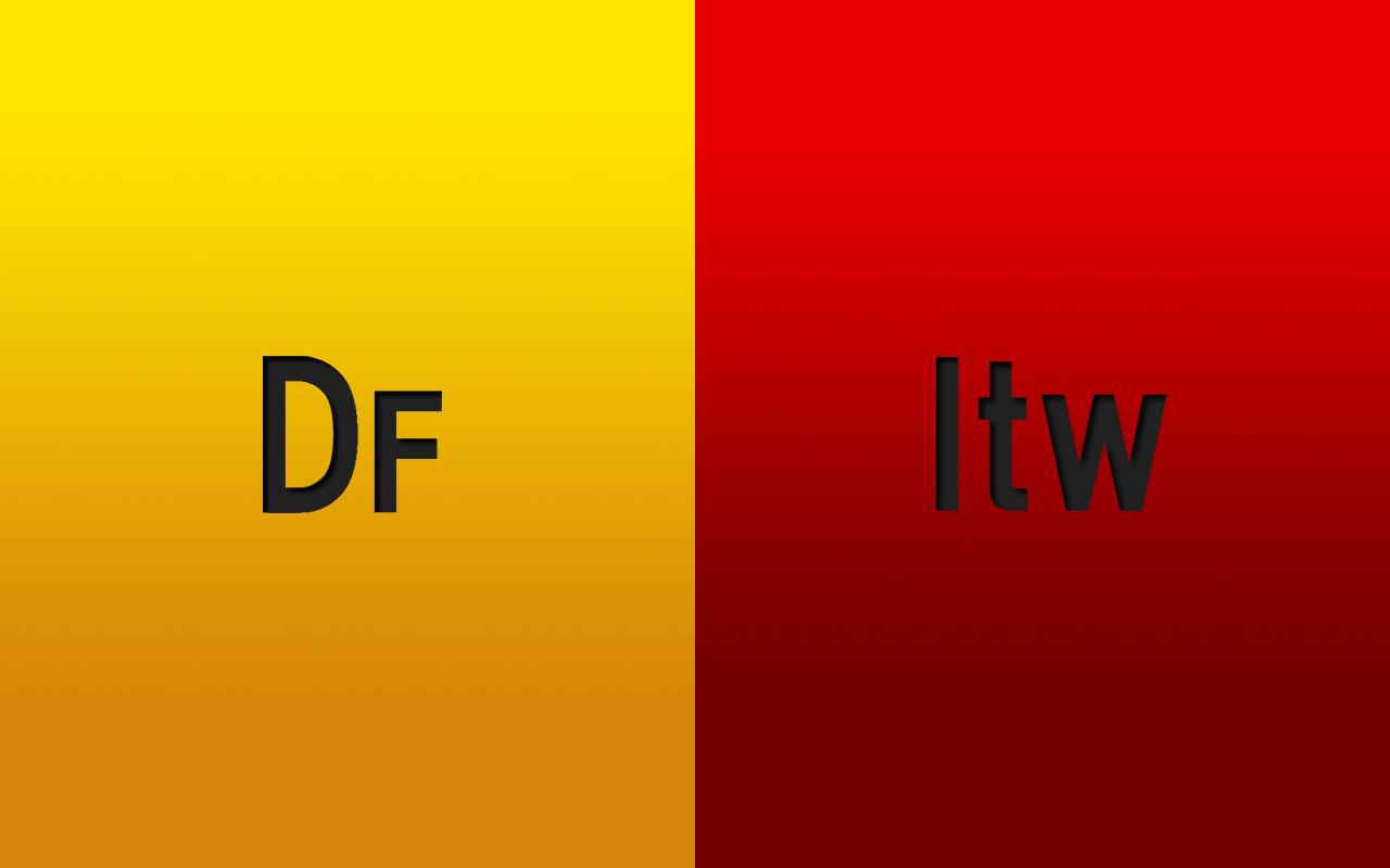 DF ltw ロゴ 自作画像