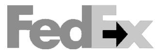 FedEx ロゴ