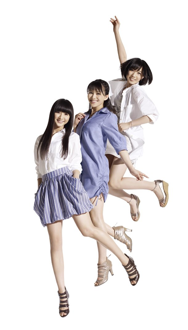 Perfume NATURAL BEAUTY BASIC ナチュラルに恋して