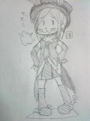 弾さん(m様作)