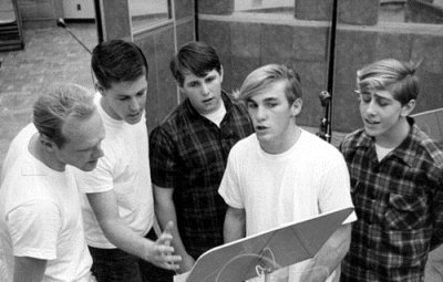 The Beach Boys 1962