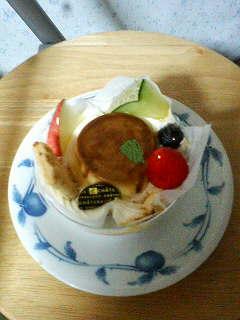 2008.9.19 ケーキ