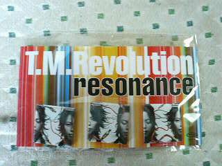 resonance 缶バッジ