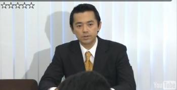 神奈川県庁でのあえばさん