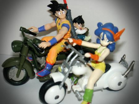 バイクツーリング1