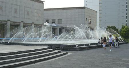 20080917横浜美術館①
