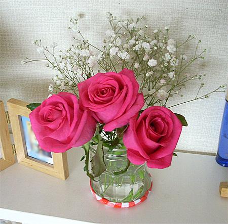 2008100610月の部屋花①