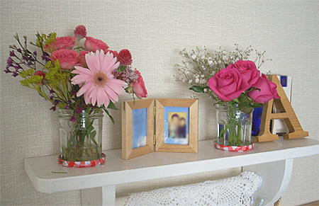 2008100610月の部屋花②