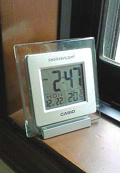 20081222室温