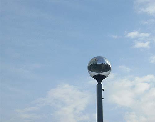 20090128丸型街灯