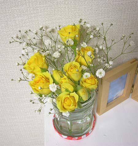 200902062月の部屋花①
