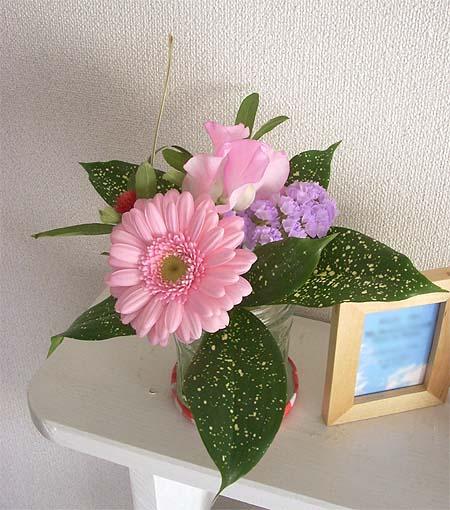 20090307部屋花