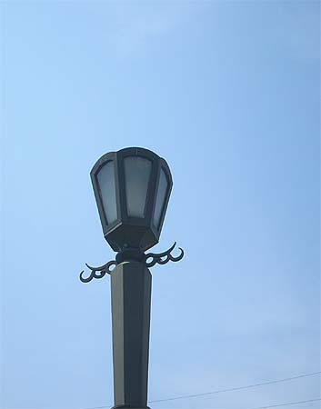 20090510空と街灯①