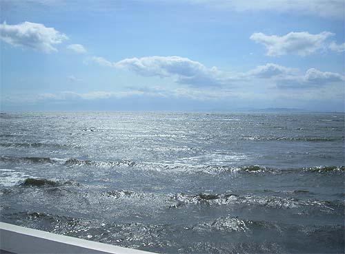 20090715江ノ島の海