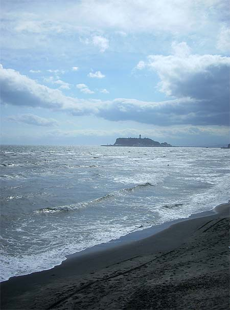 20090715七里ヶ浜④