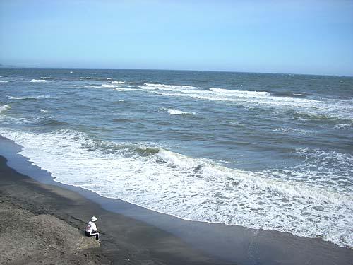 20090715七里ヶ浜③