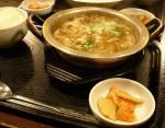 これが食べても食べても減らないボリュームタップリのすじスープ