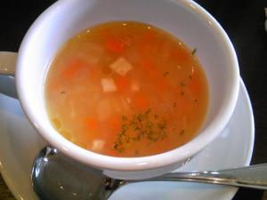 「スープ」ビストロアッシュ(北九州市)
