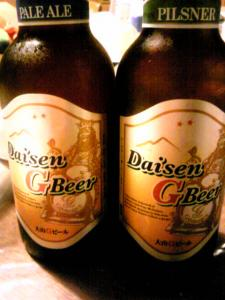 「大山Gビール」久米桜麦酒(鳥取)