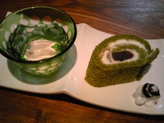 「デザート」銀の桃(福岡市)