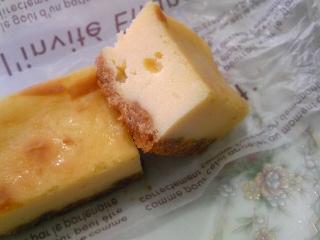 「チーズケーキ」木輪(北九州市)