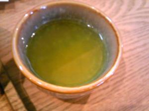 「玄米茶」キッチンよい一日(春日市)