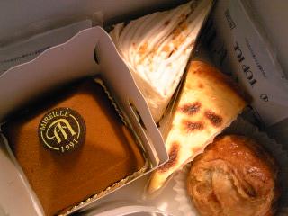 「ケーキ」ミレイユ 1991(福岡市)