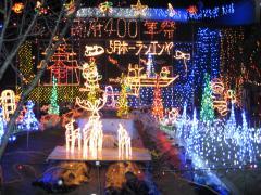 松ナリエ2008