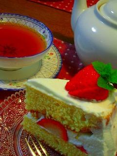 紅茶と・・